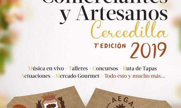 Feria de Comerciantes y Artesanos en Cercedilla