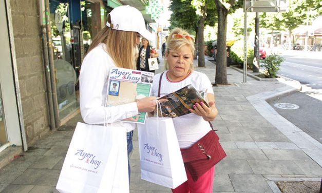 Gran acogida de la nueva edición Ayer&hoy Comarca del Guadarrama en su presentación