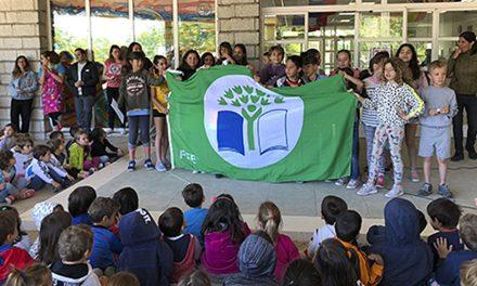 El Peralejo consigue la bandera verde de Ecoescuela