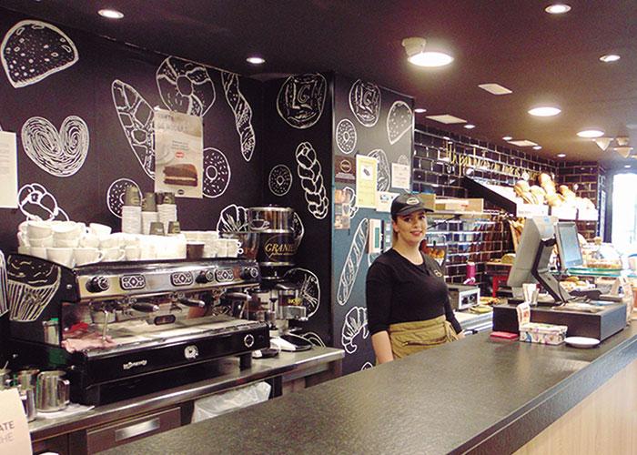Granier, tu panadería de barrio en el centro de Collado Villalba