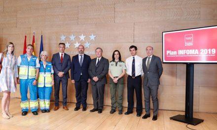 El Plan INFOMA tendrá cerca de 200 efectivos más para combatir los incendios forestales