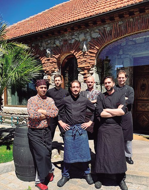 Restaurante – Finca – Cortijo El Gallinero