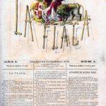 El uso del primer color en la imprenta