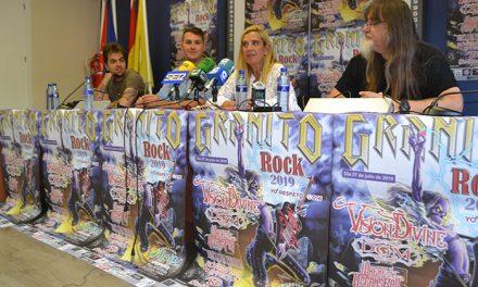 'Granitorock 2019' cumple su decimonovena edición, convertido en un festival de referencia en la Comunidad de Madrid