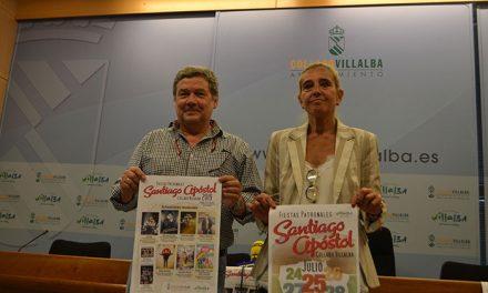 Collado Villalba se convierte en foco de atracción de toda la comarca con las fiestas de Santiago Apóstol