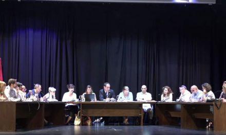 El 25 de julio, Pleno Ordinario en Alpedrete