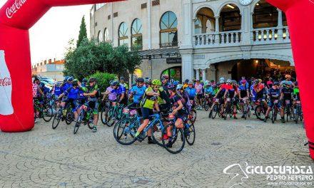 La cicloturista Pedro Herrero volvió a ser una auténtica fiesta de la bici