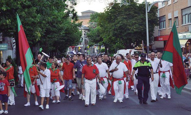 Días de fiesta en Collado Villalba