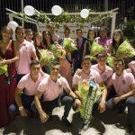 La Sociedad de Mozos presenta a las madrinas y reinas de las Fiestas 2019