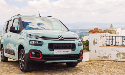Citroën Berlingo 'made in Spain'