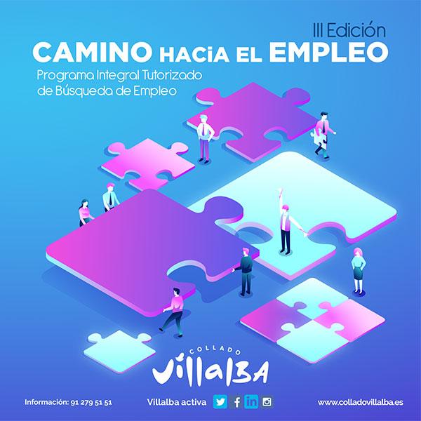 Arranca la tercera edición del programa 'Camino hacia el empleo 3.0', organizado por el Ayuntamiento de Collado Villalba