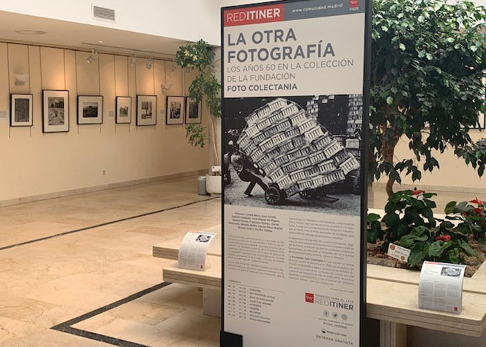 Los años 60 en «La otra fotografía» en Alpedrete