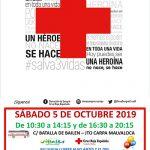 El Ayuntamiento de Collado Villalba y Cruz Roja organizan un maratón de donación de sangre