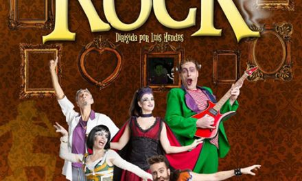 Halloween en Alpedrete: musical «Monster Rock»
