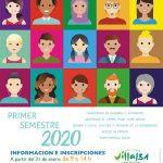 El Área de Mujer presenta la amplia oferta de actividades para el primer semestre del año