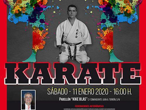 Collado Villalba celebra este sábado el XXIII Trofeo Internacional de Kárate, Memorial Ángel Sáez