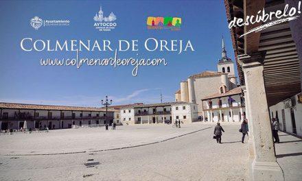 Plaza Mayor de Colmenar de Oreja