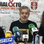Carlos Iglesias presenta la V edición de la Muestra de Cine Efímero de Moralzarzal