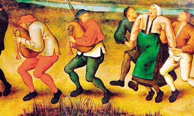 El baile de San Vito