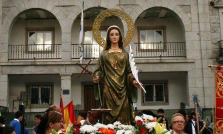 Canceladas las fiestas patronales en honor de Santa Quiteria