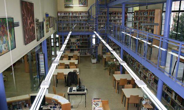 Reapertura de la Biblioteca Municipal de Alpedrete