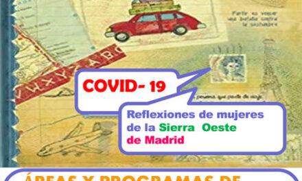 """Publicado el """"Cuaderno de Viaje"""" online elaborado por 85 mujeres de la zona Oeste durante el confinamiento por el COVID-19"""