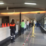 Los trabajadores municipales del Ayuntamiento de Collado Villalba libres de COVID-19