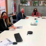 La visita de la viceconsejera de Empleo abre nuevas líneas de colaboración con el Ayuntamiento de Moralzarzal