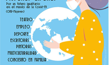 """'Mujeres Líderes, por un futuro igualitario en el mundo de la Covid-19"""""""