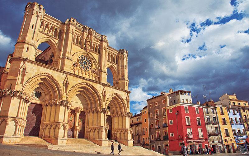 Cuenca, la ciudad colgada
