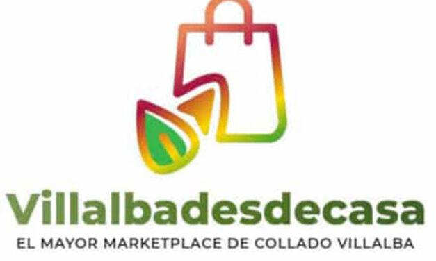 """El Ayuntamiento de Collado Villalba y la Asociación de Comerciantes y Empresarios -CYE- presentan la plataforma digital """"Villalbadesdecasa"""""""